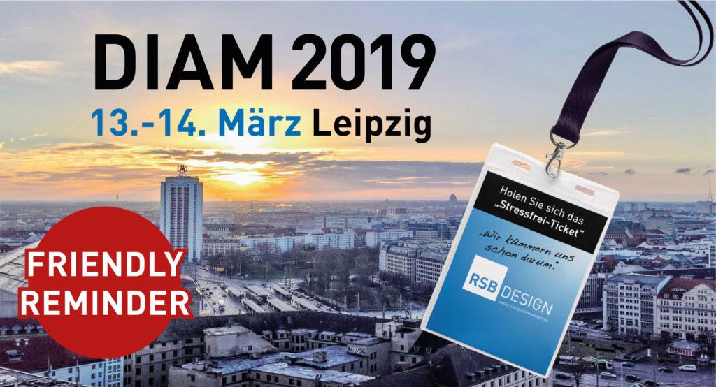 DIAM Messe Leipzig RSB Design