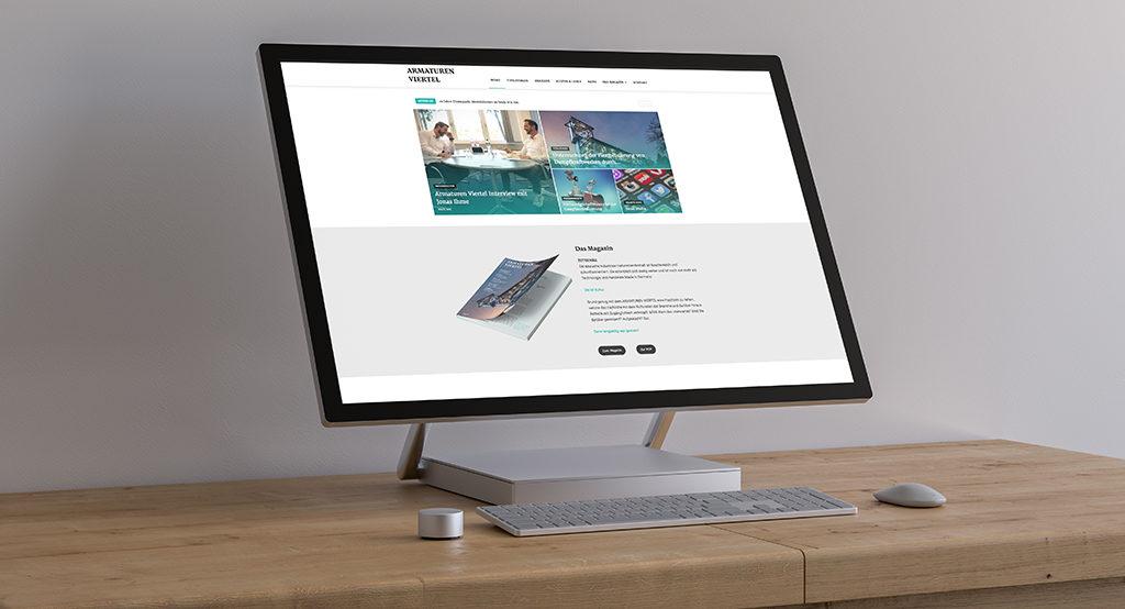 Website Erstellung von RSB Design